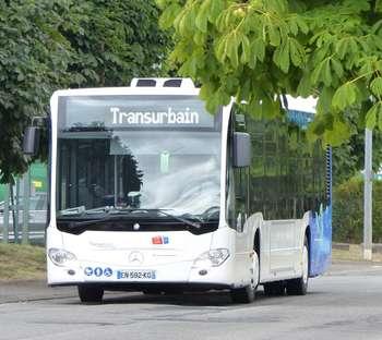 Image d'un Bus de Transurbain