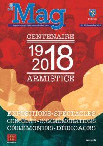 Le MAG – Magazine de la Ville d'Evreux – N°85 Novembre 2018