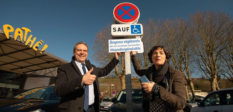 Accessibilité et inclusion, la ville poursuit son action !