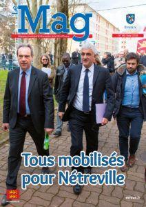 Le MAG – Magazine de la Ville d'Evreux – N°80 Mai 2018