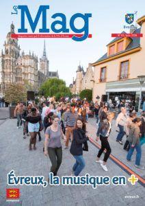 Le MAG – Magazine de la Ville d'Evreux – N°81 Juin 2018