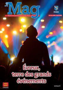 Le MAG – Magazine de la Ville d'Evreux – N°82 Juillet/Août 2018