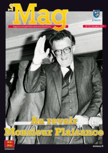 Le MAG – Magazine de la Ville d'Evreux – N°73 Octobre 2017