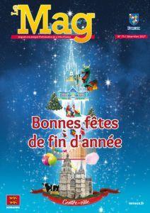 Le MAG – Magazine de la Ville d'Evreux – N°75 Décembre 2017