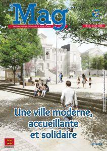 Le MAG – Magazine de la Ville d'Evreux – N°76 Janvier 2018