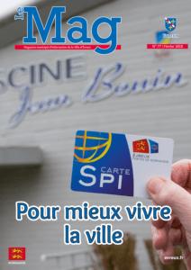 Le MAG – Magazine de la Ville d'Evreux – N°77 Février 2018