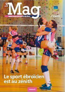 Le MAG – Magazine de la Ville d'Evreux – N°58 Mai 2016