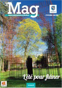 Le MAG – Magazine de la Ville d'Evreux – N°60 Juillet 2016