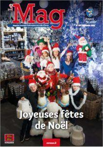 Le MAG – Magazine de la Ville d'Evreux – N°64 Dec 2016