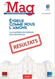 Le MAG – Magazine de la Ville d'Evreux – N°65 Janv 2017