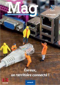 Le MAG – Magazine de la Ville d'Evreux – N°66 Fev 2017
