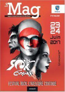 Le MAG – Magazine de la Ville d'Evreux – N°67 Mars 2017