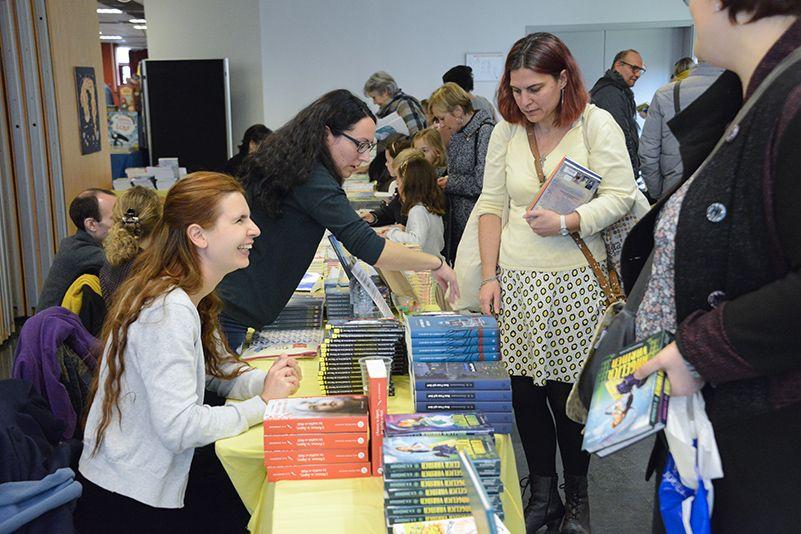 Salon du livre jeunesse à Evreux