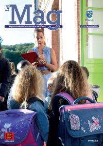 Le MAG – Magazine de la Ville d'Evreux – N°83 Septembre 2018
