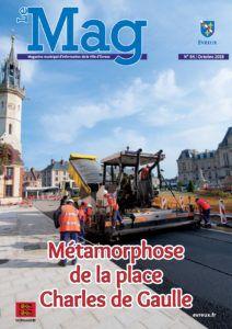 Le MAG – Magazine de la Ville d'Evreux – N°84 Octobre 2018