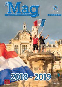 Le MAG – Magazine de la Ville d'Evreux – Hors-série 2018-2019