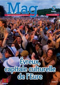 Le MAG – Magazine de la Ville d'Evreux – N°79 Avril 2018