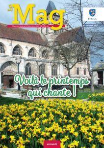 Le MAG – Magazine de la Ville d'Evreux – N°68 Avril 2017