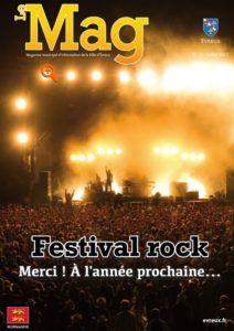 Le MAG – Magazine de la Ville d'Evreux – N°71 Juillet 2017