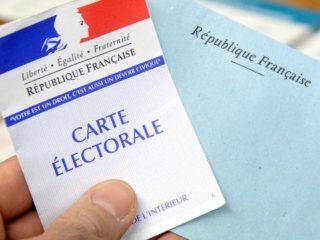 Carte électoral