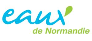 logo eaux de normandie