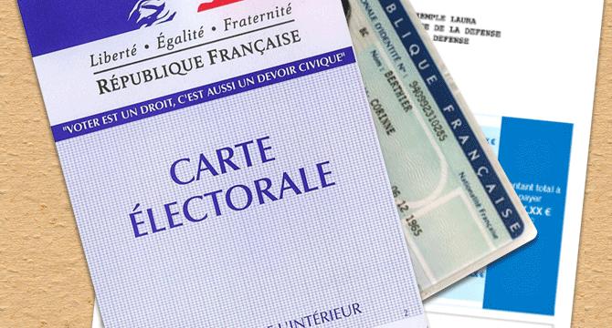 Inscriptions sur les listes électorales : vous pouvez vous inscrire jusqu'au 14 mai