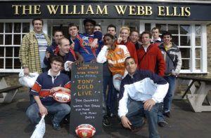 Groupe de jeunes en 2005