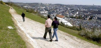Sentier des coteaux de St Michel
