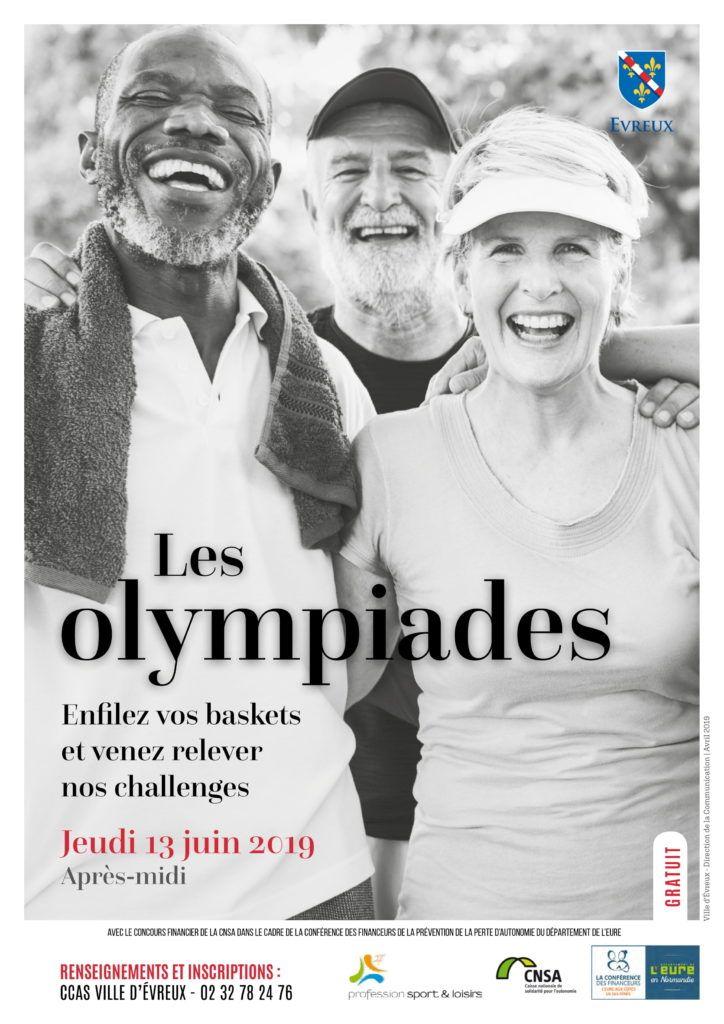 Olympiade 2019