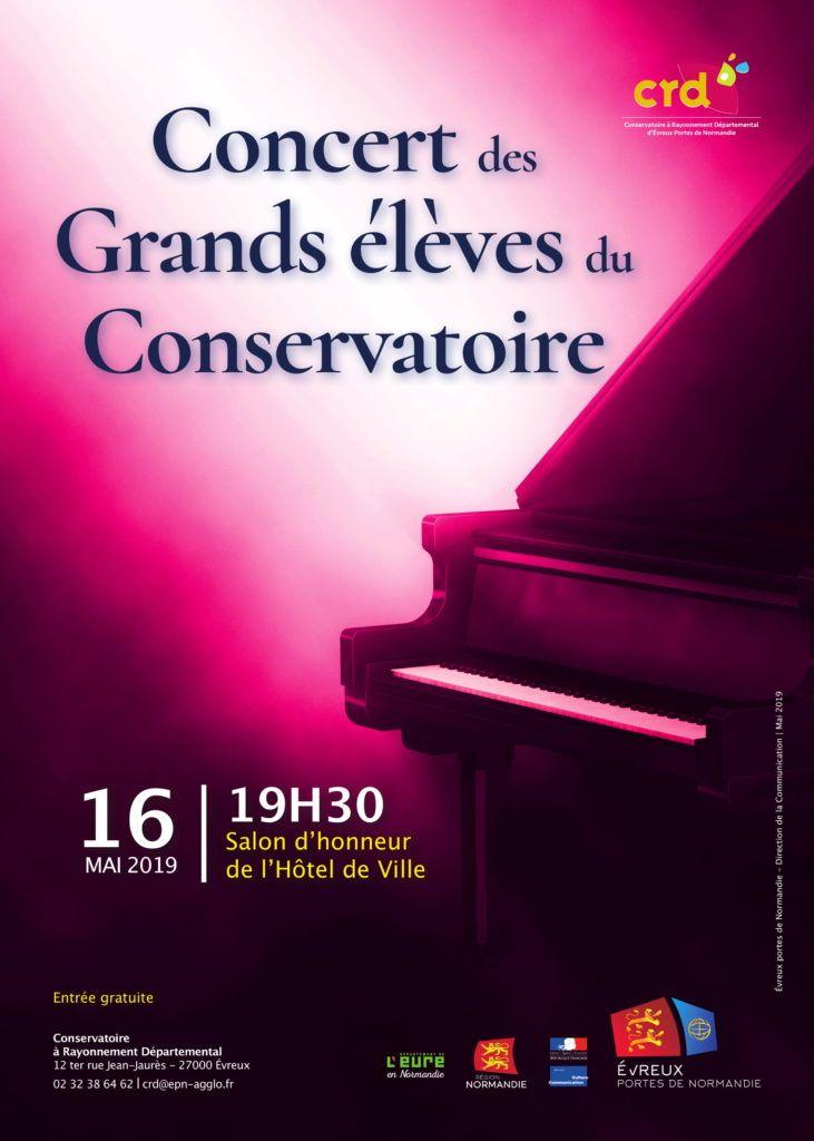 Concert des Grands élèves du Conservatoire