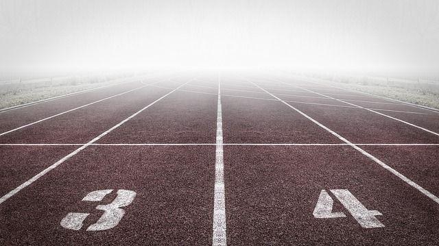 sport piste de course