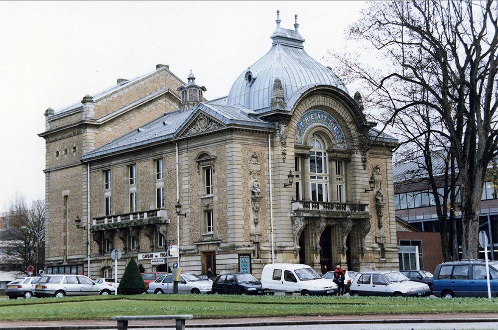 Théâtre en 1995