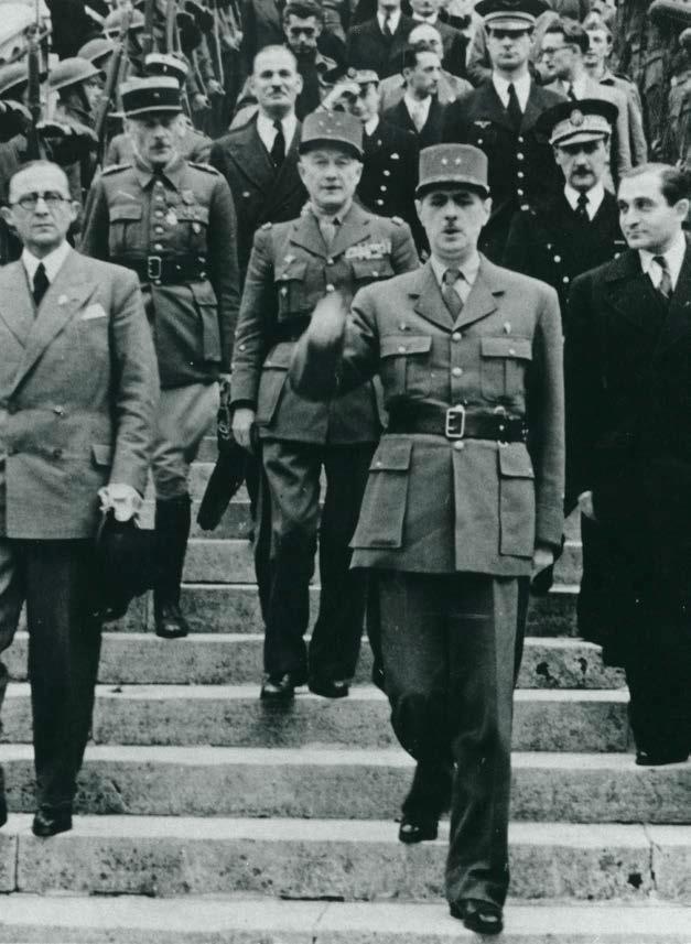 Gral de Gaulle