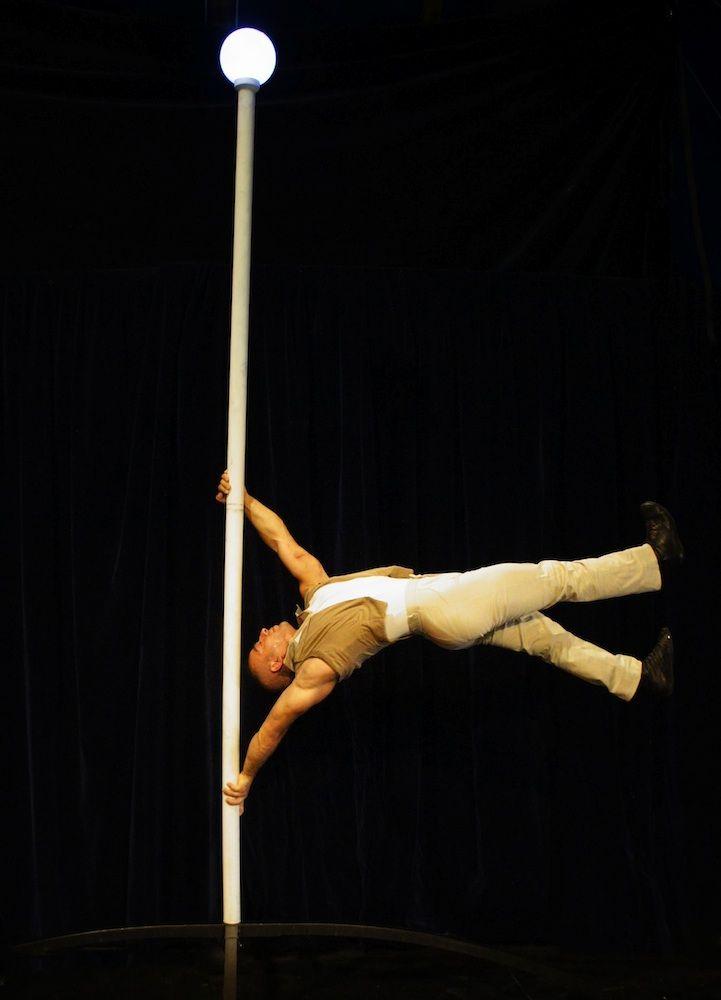 cirque aérien