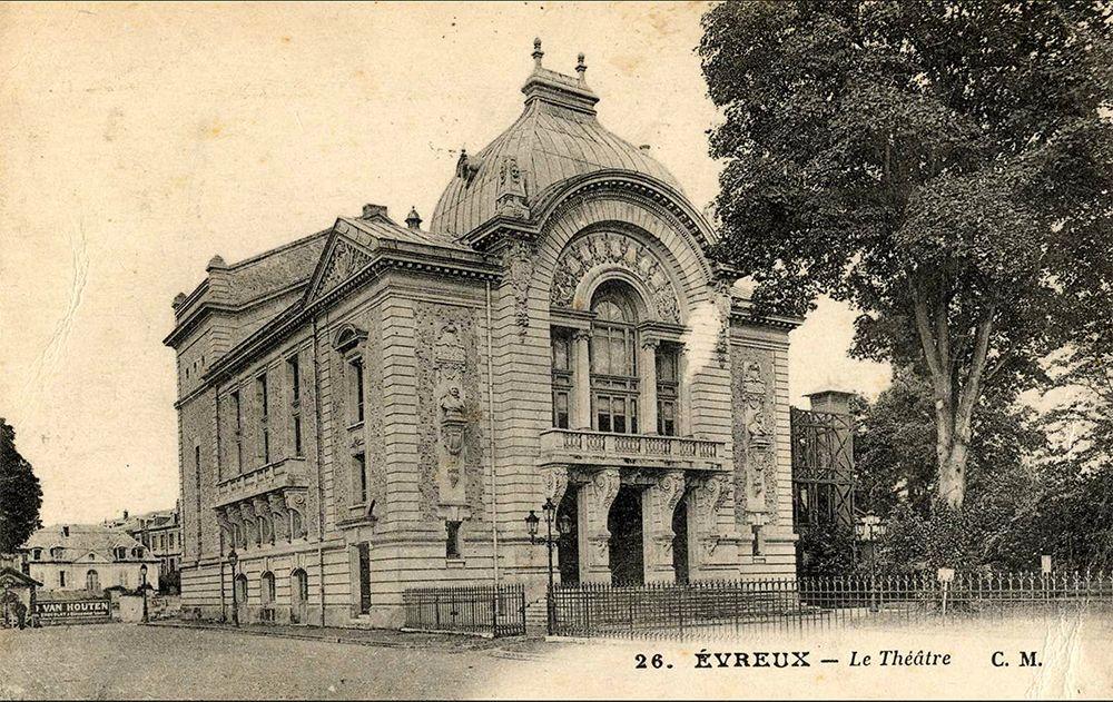 theatre 1919