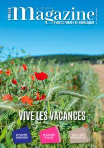 Magazine Évreux / Évreux Portes de Normandie N°11 – Juillet – Août 2019