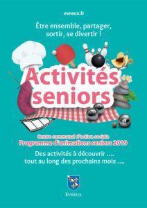 Activités pour les seniors