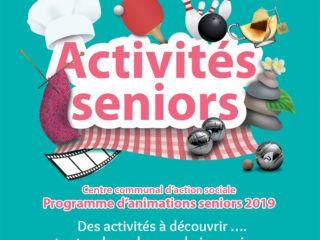 couverture brochure activités seniors