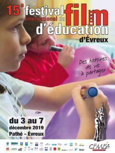 Festival International du filme d'éducation d'Évreux