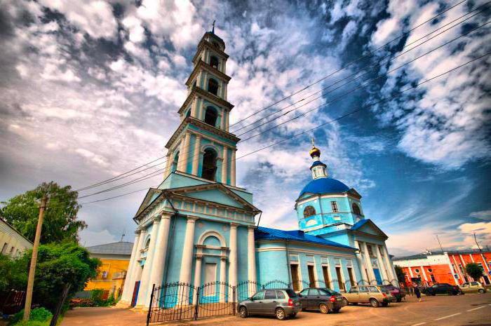 Eglise de Kashira