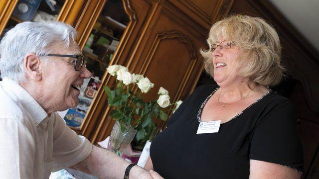 Activités et soins au domicile des seniors