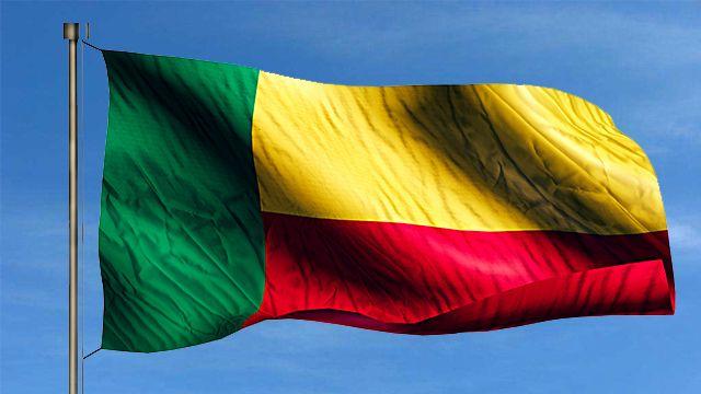 Drapeau du Benin