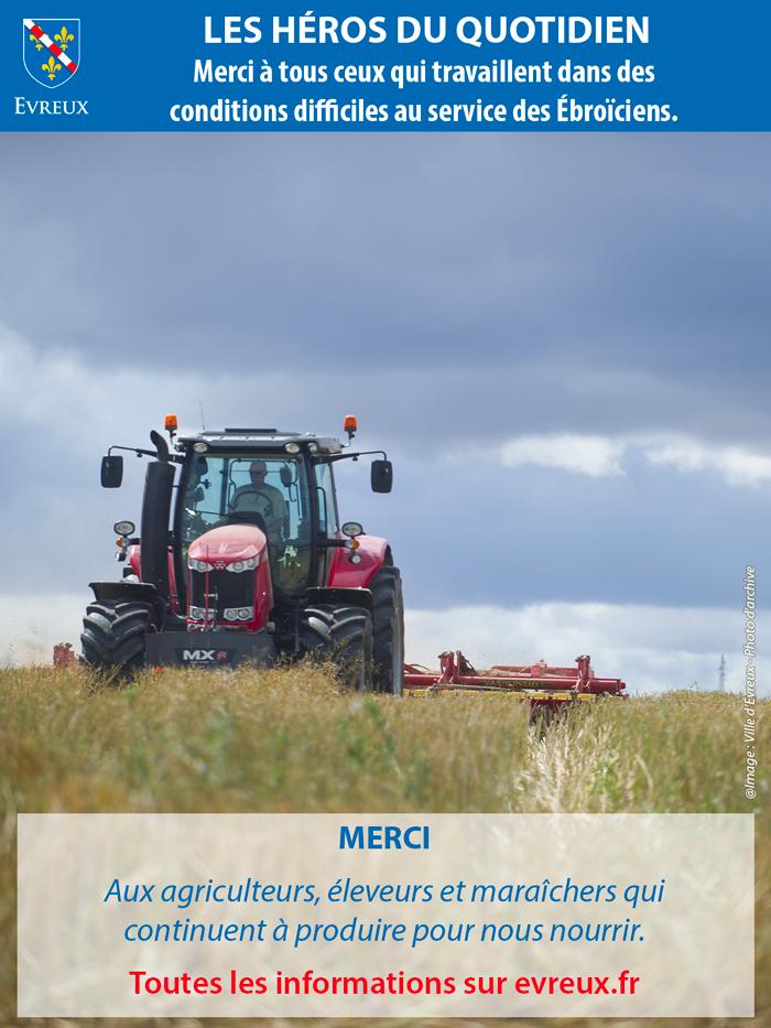 COVID19 agriculteur