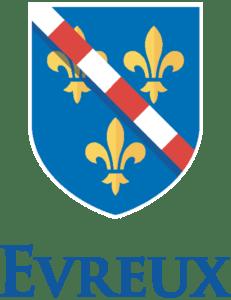 logo blason evreux