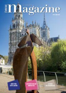 Magazine de la Ville d'Evreux – N°95 Mars 2020