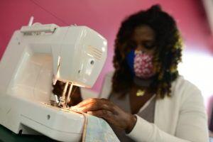 fabrication de masques