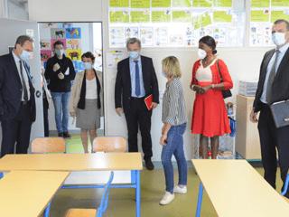 visite école mai 2020