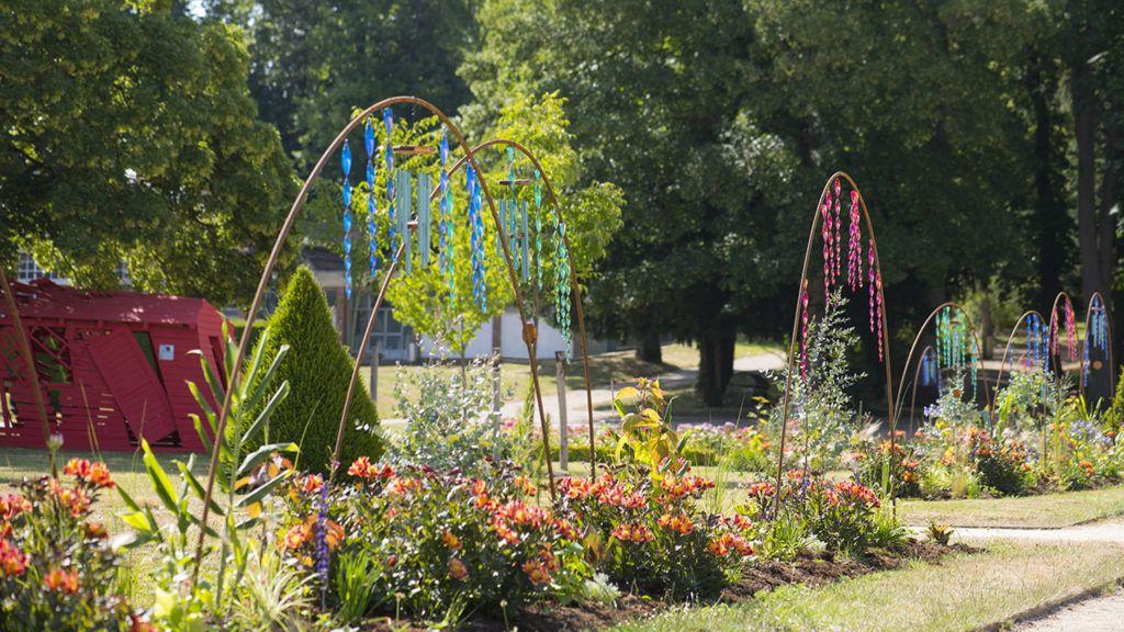 jardin Evreux