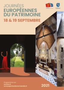 Programme Journées Européenne du Patrimoine