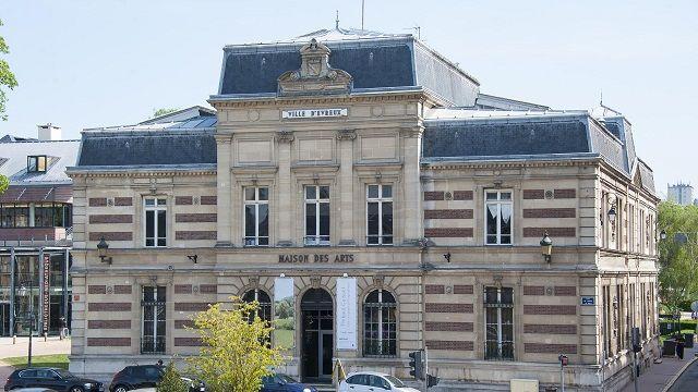 Photo de la maison des arts